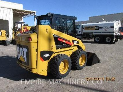 2015 Caterpillar 226B3 CA